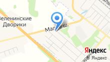 Газель-сервис на карте