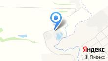 Форель на карте
