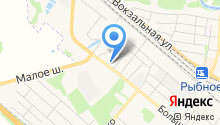 Рыбновская строительно-монтажная компания на карте