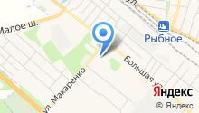 Имидж-сервис на карте