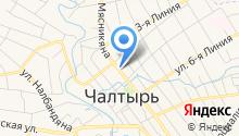 Адвокат Хачкинаян С.К. на карте