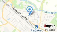 Рязанская энергетическая сбытовая компания, ПАО на карте