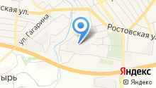 ЧПКПСМ на карте