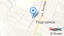 Подгоренский Пивзавод на карте