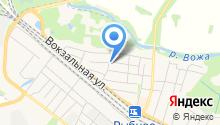 На Кузнецкой на карте