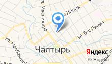 Мясниковский районный Дом детского творчества на карте