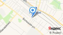 Рыбновский комплексный центр социального обслуживания населения на карте