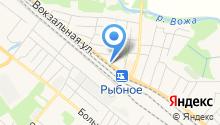 Рыбновский отдел Управления Федеральной службы государственной регистрации, кадастра и картографии по Рязанской области на карте