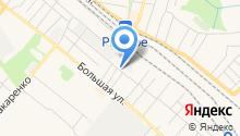 Прокуратура Рыбновского района Рязанской области на карте