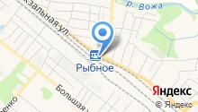 На Пятаке на карте