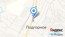 Диана, продуктовый магазин на карте