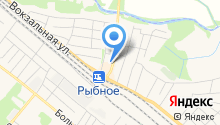 Отделение почтовой связи №110 на карте