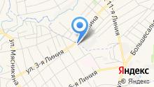 Почтовое отделение №801 на карте