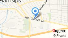 Нотариус Дронова Г.В. на карте