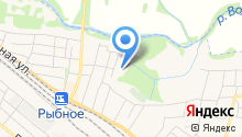 Рыбновский центр детского творчества на карте