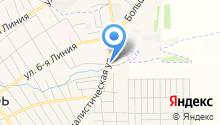 Адвокатский кабинет Руссовой О.И. на карте