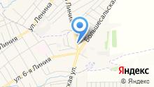 Адвокатский кабинет Оганова Э.С. на карте