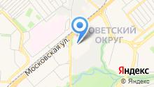 Липецкпассажиртранс, МУП на карте