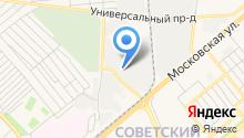 LipetskLogist на карте