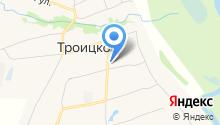 Областной Центр Романовской игрушки на карте