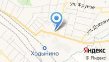 Рыбновский районный суд на карте