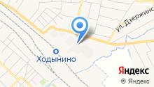 Рыбновская ПМК-2 на карте