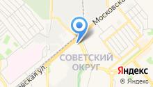 SoloveY на карте