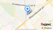 Evenday на карте