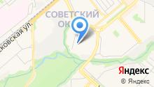English Lipetsk на карте