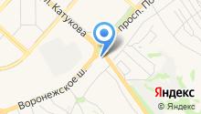 Carepoint на карте