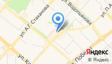 iPonte на карте