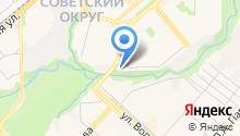 NeboStudio на карте