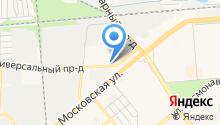 SервисCAR48 на карте
