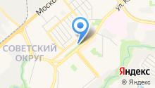 LORAK на карте