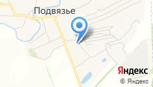 Подвязьевская станция агрохимической службы на карте