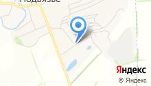 Подвязьевская сельская модельная библиотека на карте
