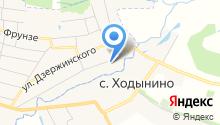 Рыбновская основная общеобразовательная школа №5 на карте