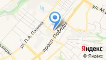 PR-ИНФО на карте