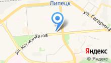 Мировые судьи Советского округа на карте