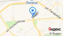 Самед на карте