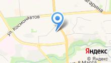 Ginfora на карте
