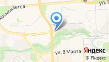 Naily-express на карте