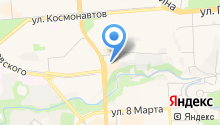 COSTO на карте