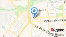 Адвокатский кабинет Гункиной О.И. на карте