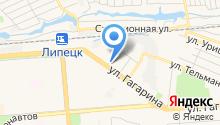 101 Далматин на карте