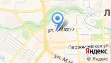 Partizan на карте