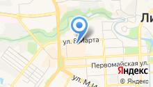 Absolutex на карте