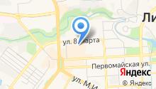 OK`S на карте