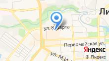 Магазин по продаже орехов и сухофруктов на карте