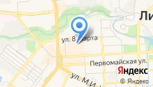 Суфле на карте